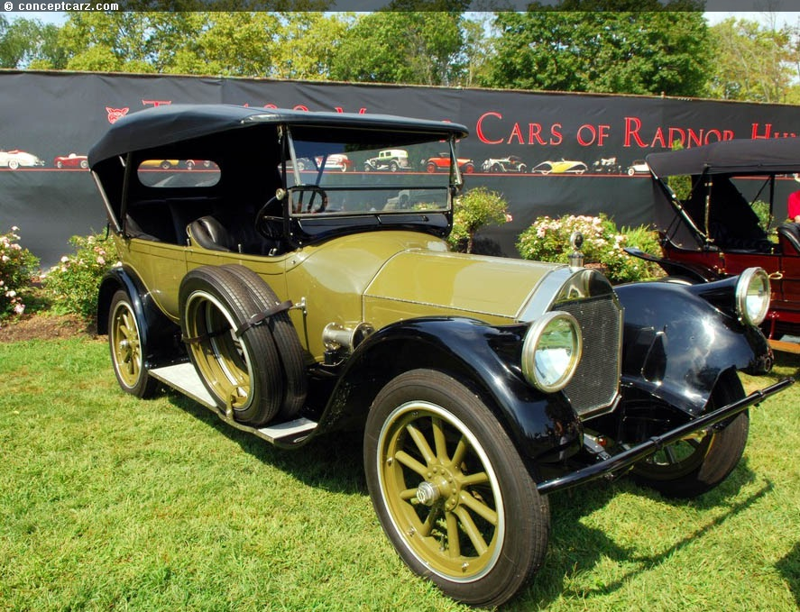 Auction results and data for 1919 PierceArrow Model 31