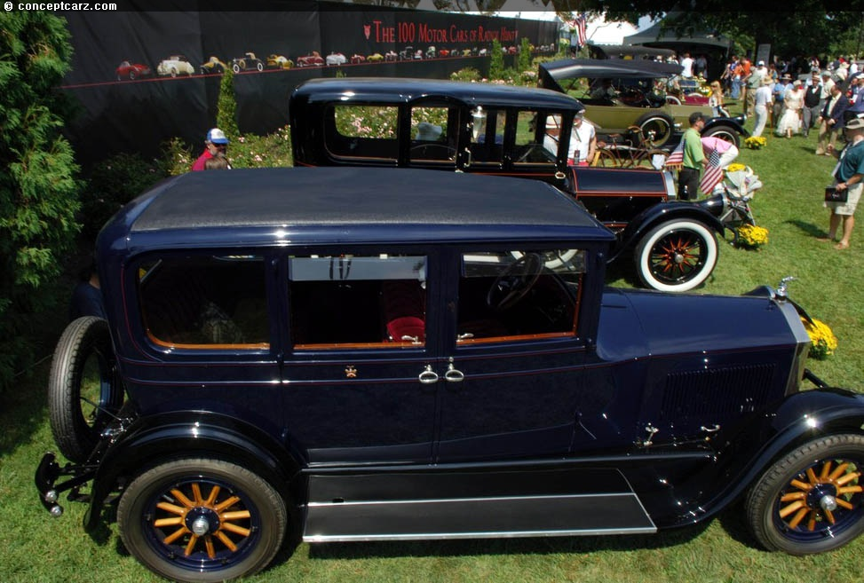 1927 Pierce Arrow Model 80 Image