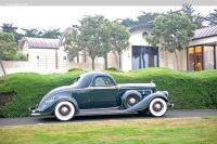 1935 Pierce Arrow 845 image.