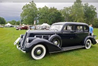 1936 Pierce Arrow Deluxe 8 image.