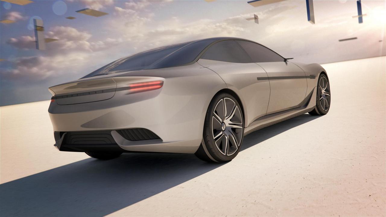 2012 Pininfarina Cambiano Concept Image