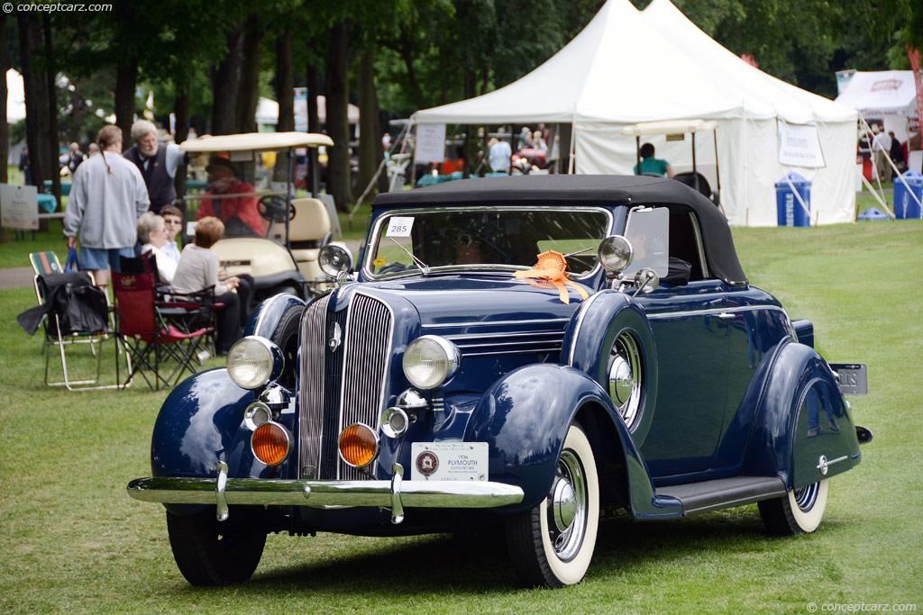 1936 Pontiac Deluxe Eight Cabriolet - BidAnywhere