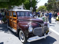 1941 Plymouth P12 Special DeLuxe image.