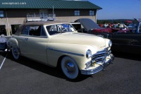 1949 Plymouth Special Deluxe image.