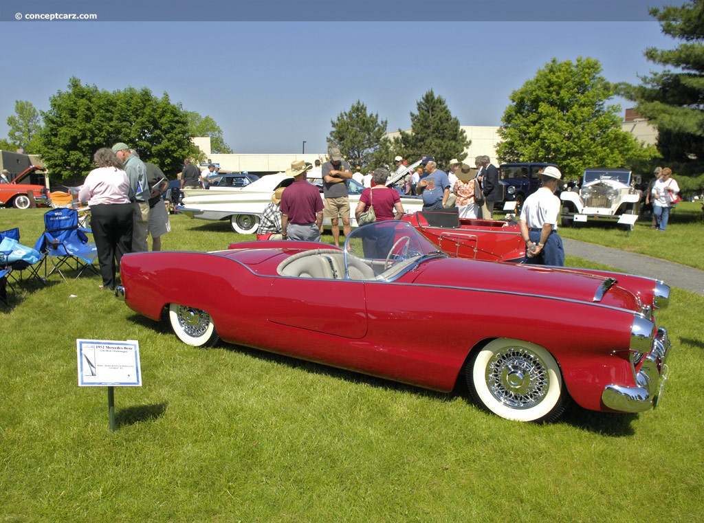1954 Plymouth Belmont Concept At The Concours D Elegance