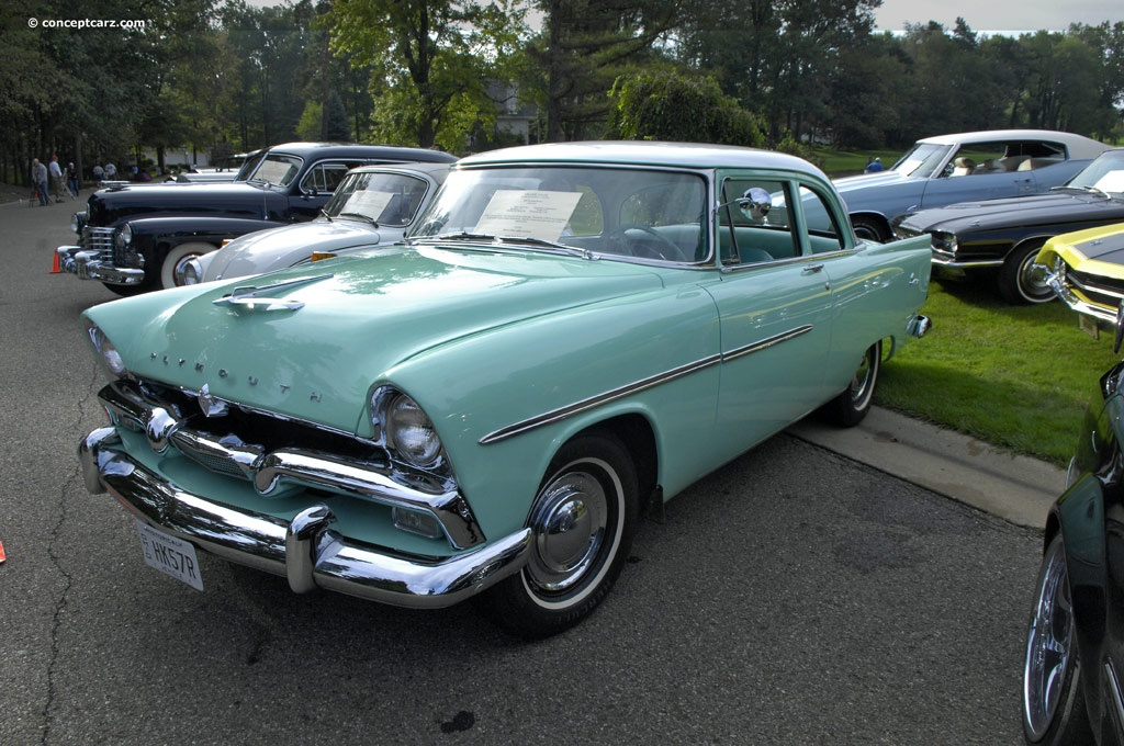 1956 Plymouth Savoy Image