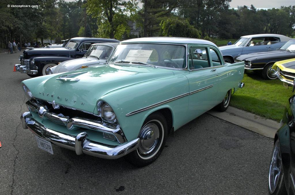 1956 Plymouth Savoy Conceptcarz Com