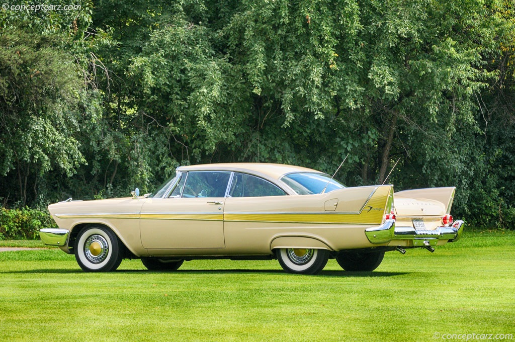 1957 Plymouth Fury For Sale >> Auction results and data for 1958 Plymouth Fury - conceptcarz.com