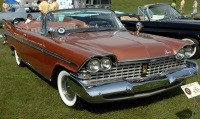 1959 Plymouth Sport Fury image.