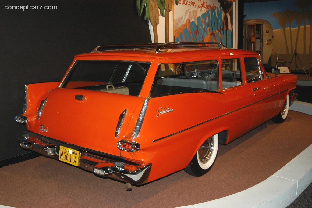 1959 Plymouth Suburban Image