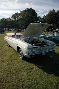 1964 Plymouth Sport Fury image.