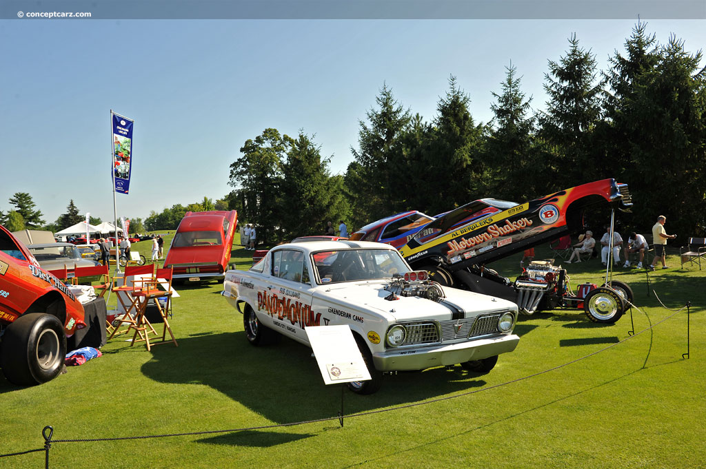 1965 Plymouth Barracuda Image