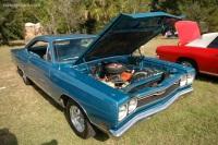 1969 Plymouth GTX image.