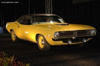 1970 Plymouth Hemi Export Cuda image.