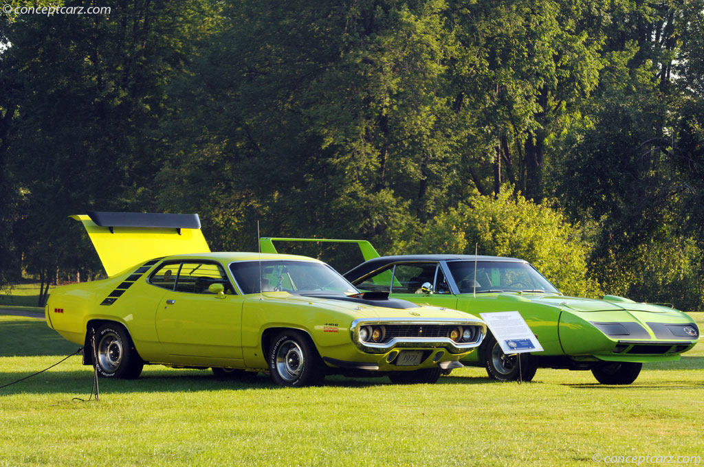 Auction results and data for 1971 Plymouth Road Runner