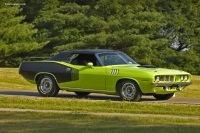 1971 Plymouth Barracuda image.