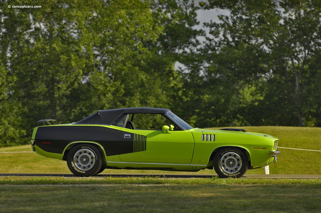 Auction Results And Data For 1971 Plymouth Barracuda