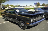 1972 Plymouth Duster image.