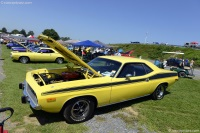 1973 Plymouth Barracuda image.
