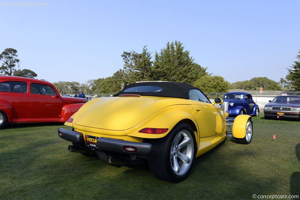 Auction Results And Data For 1999 Plymouth Prowler