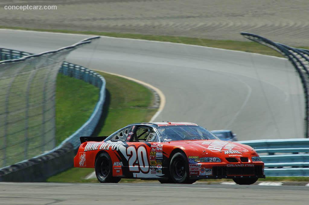 2002 Pontiac Grand Prix Nascar Conceptcarz Com