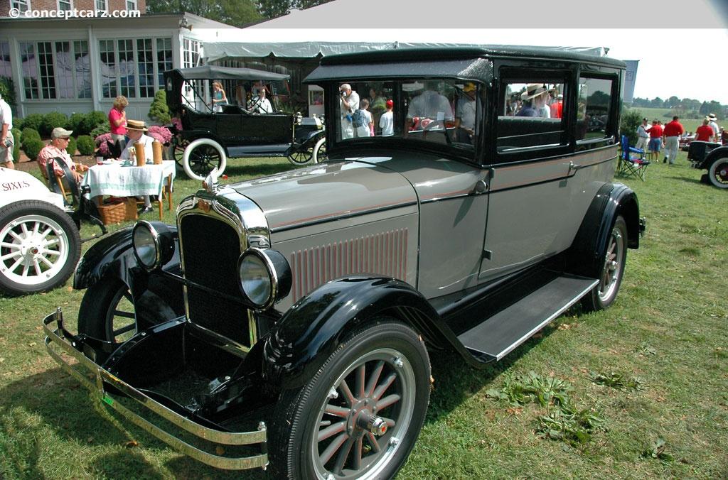 1926 Pontiac Series 6-27 Image
