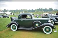 1933 Pontiac Economy Eight image.