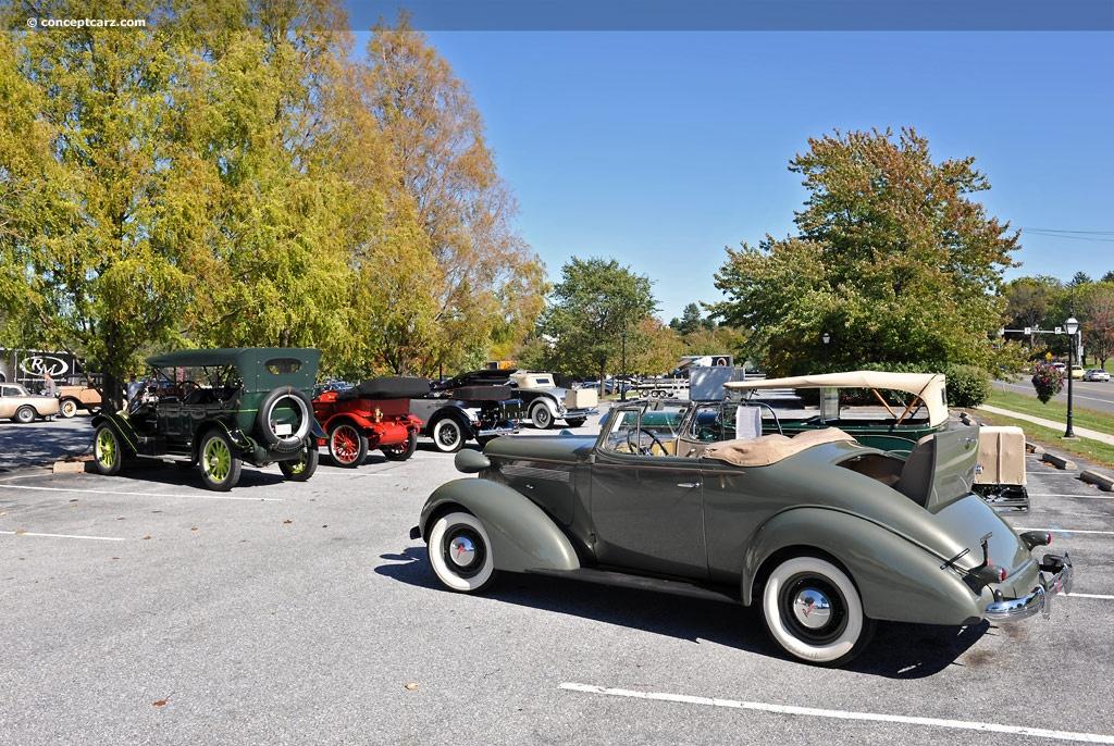 1936 Pontiac Deluxe (Series 6BA, Series 8BA, Deluxe 8, Eight ...