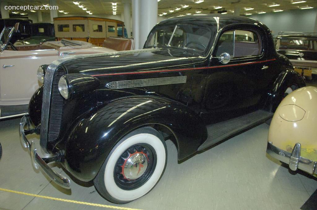 1936 Pontiac Master Six Image