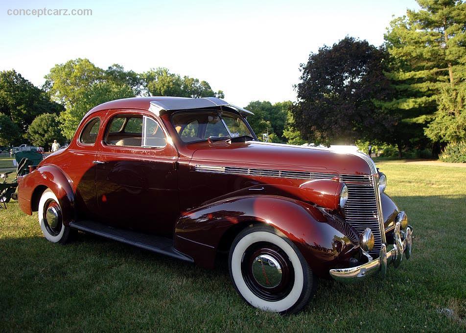 1937 Pontiac Deluxe Series 26 Six Image