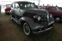 1937 Pontiac Deluxe Series 26 Six
