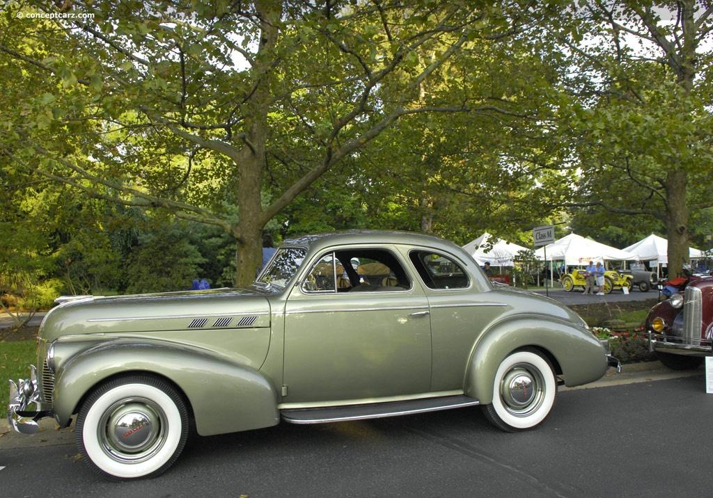 1940 Pontiac Series 25 Special Conceptcarz Com