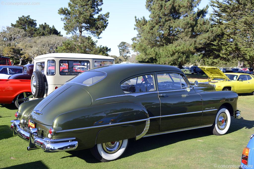 1949 Pontiac Chieftain Conceptcarz Com