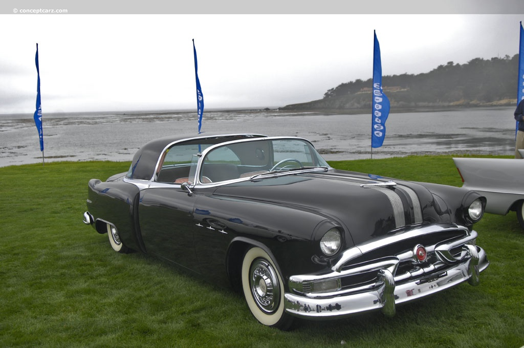 1953 Pontiac Parisienne  conceptcarzcom