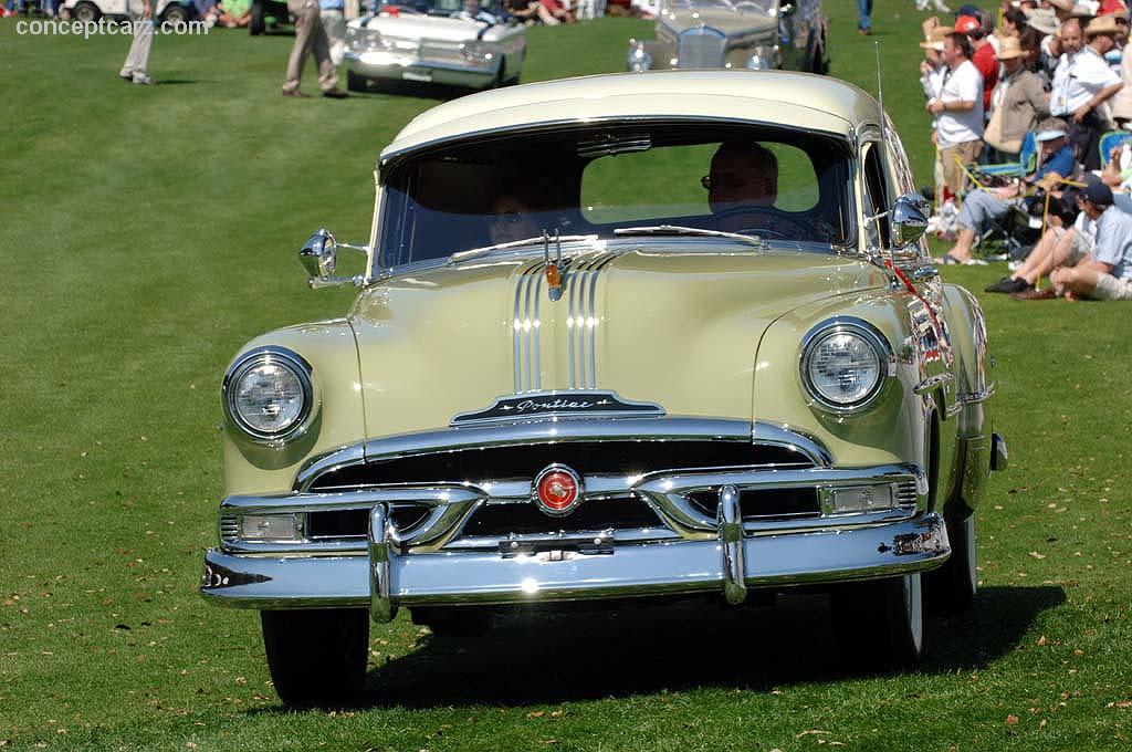 1953 Pontiac Chieftain Conceptcarz Com