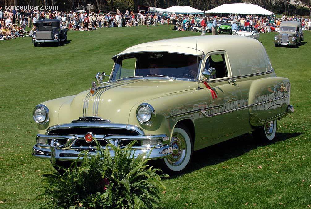 1953 Pontiac Chieftain  conceptcarzcom