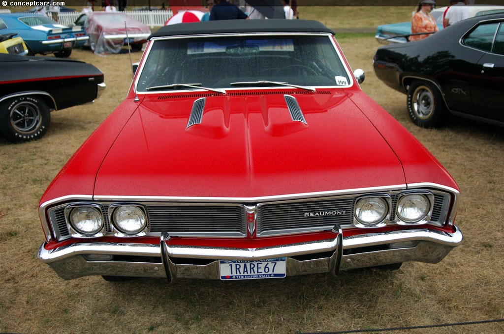 1967 pontiac beaumont at the meadow brook concours d 39 elegance. Cars Review. Best American Auto & Cars Review