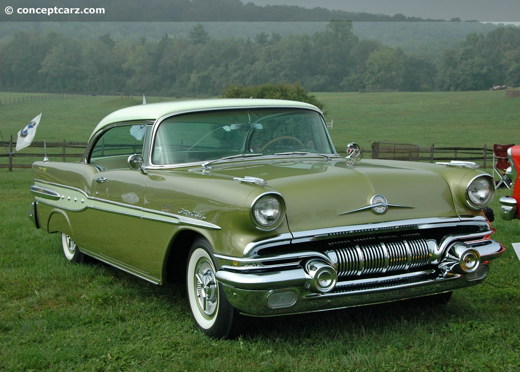 Auction Results And Data For 1957 Pontiac Star Chief