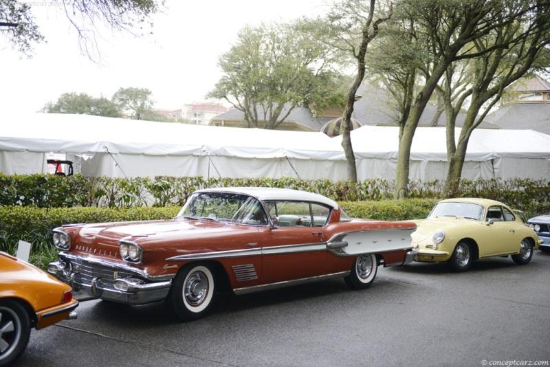 1958 Pontiac Bonneville Series 25 Image