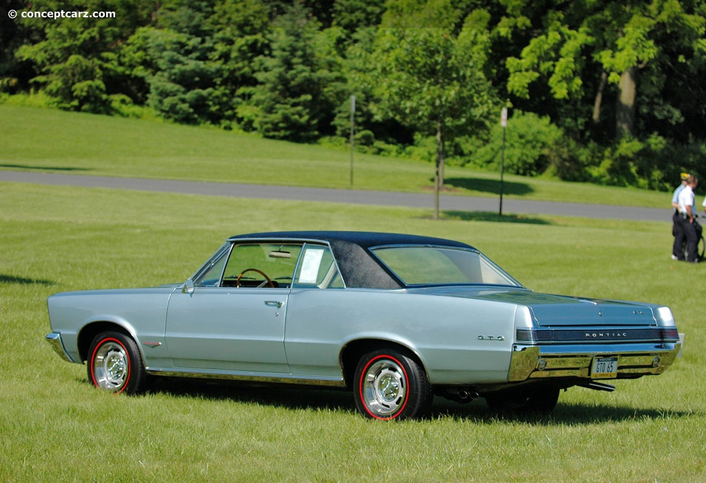 Auction results and data for 1965 Pontiac Tempest LeMans