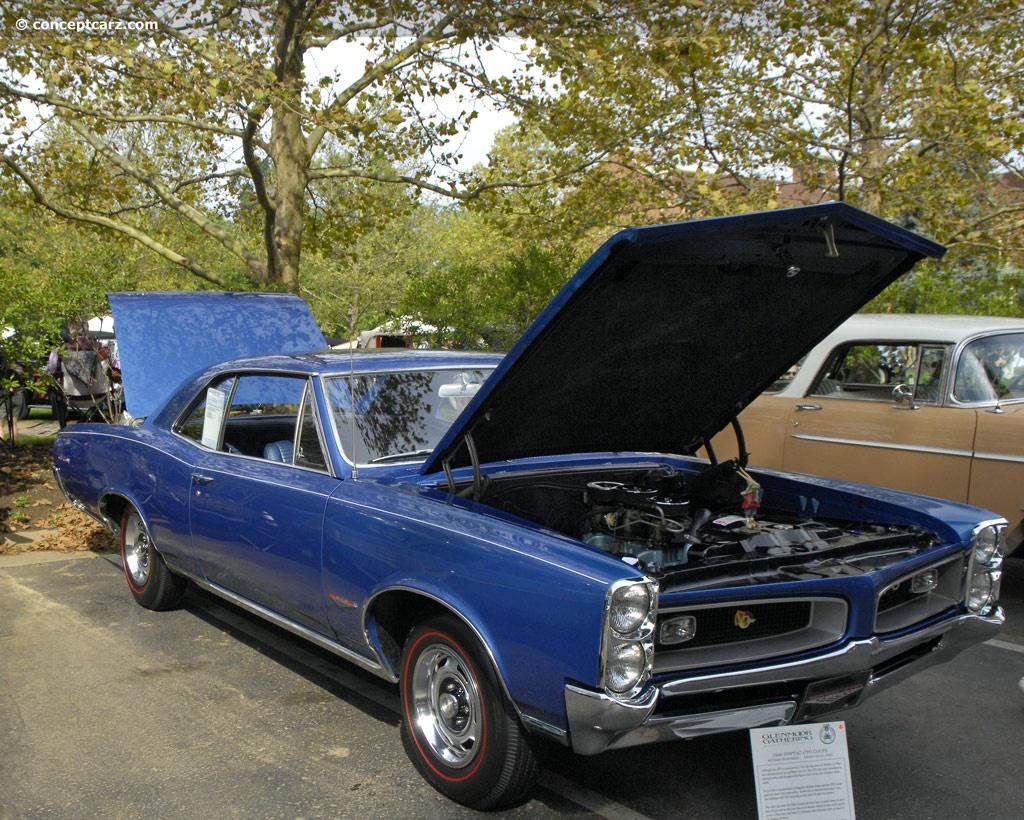 Auction results and data for 1966 Pontiac GTO  conceptcarzcom