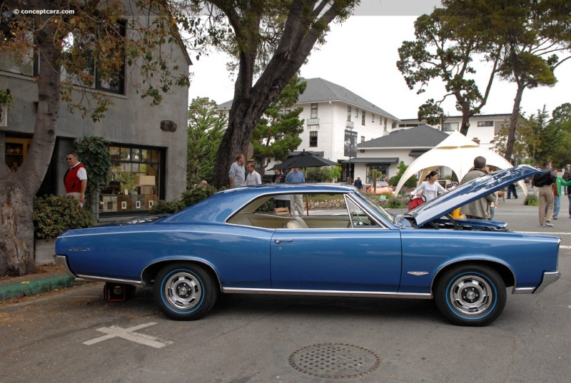 1966 Pontiac GTO Pictures History Value Research News