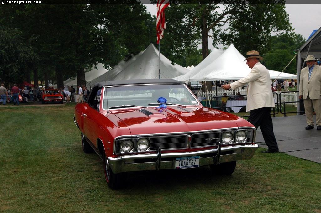 1967 Pontiac Beaumont Image