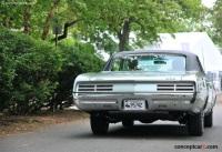 1967 Pontiac Tempest GTO