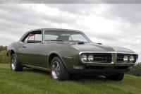 1968 Pontiac Firebird image.