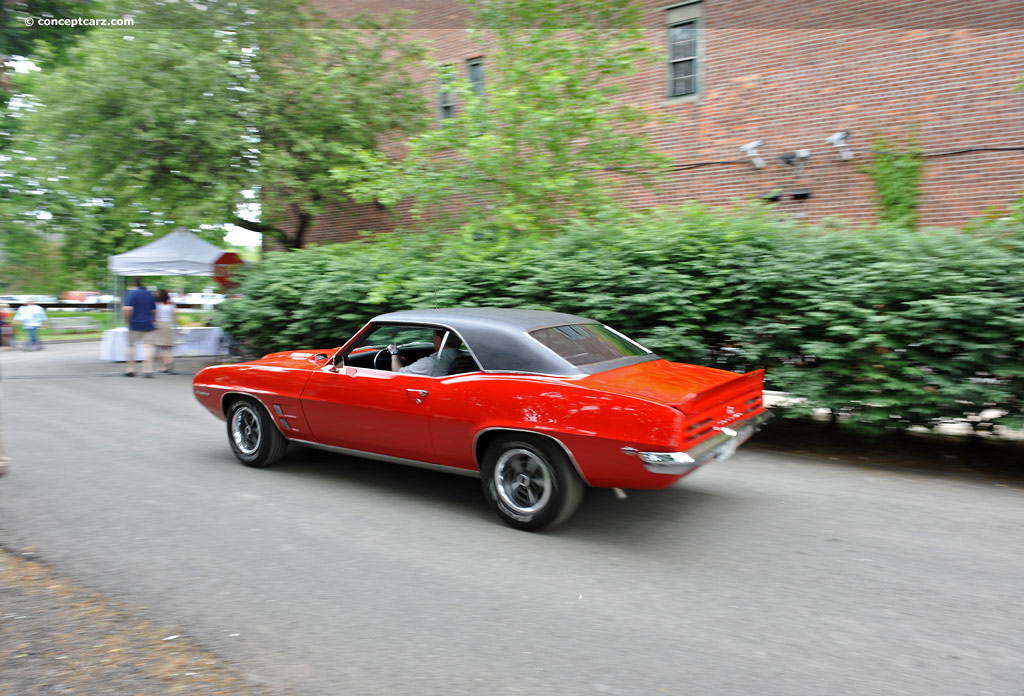 Auction Results And Data For 1969 Pontiac Firebird