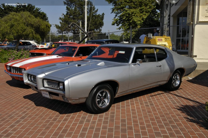 auction results and data for 1969 pontiac gto. Black Bedroom Furniture Sets. Home Design Ideas