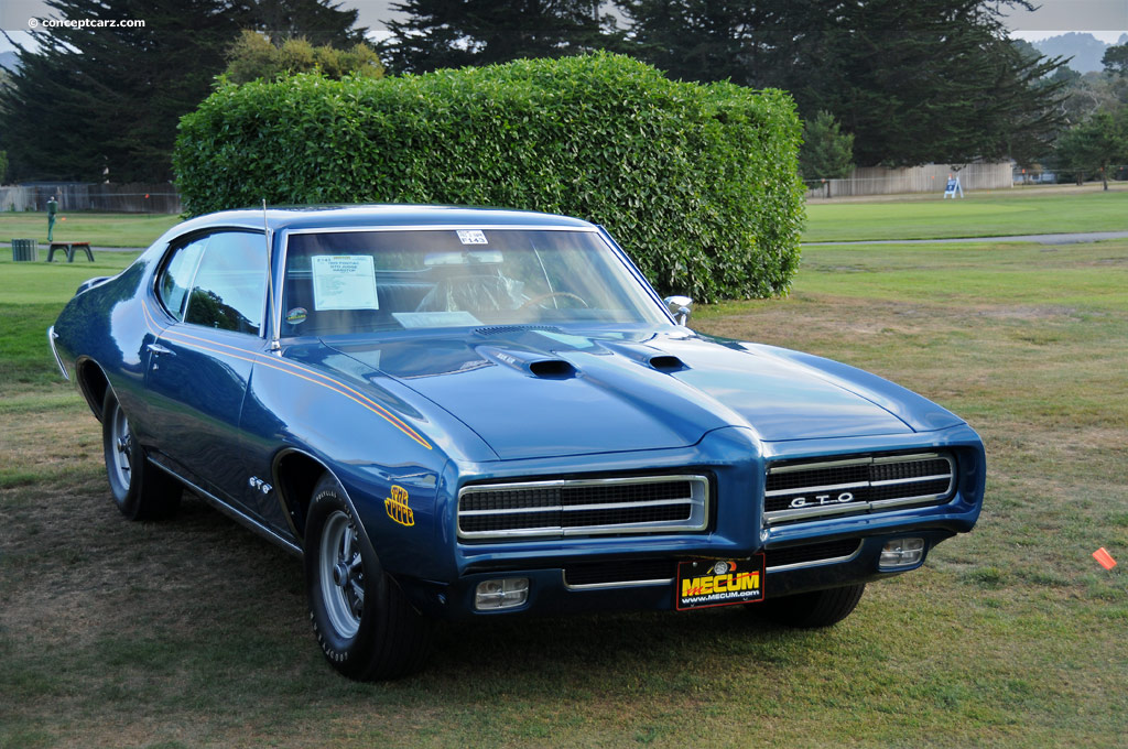 Auction Results And Data For 1969 Pontiac Gto