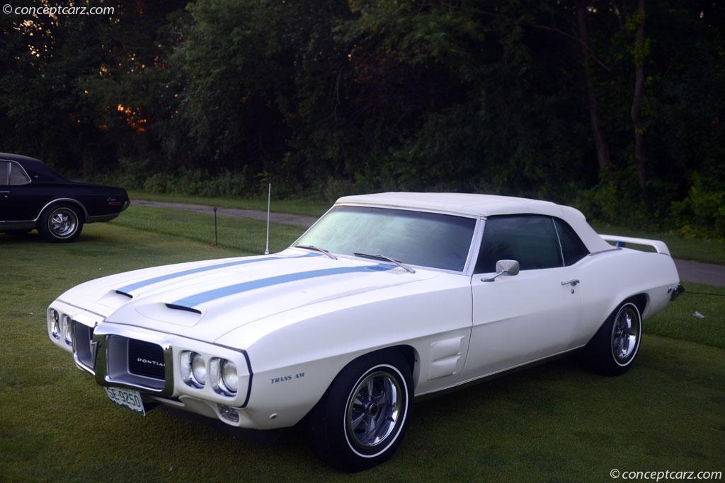 1969 Pontiac Firebird Conceptcarz Com