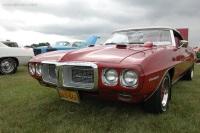 1969 Pontiac Firebird image.